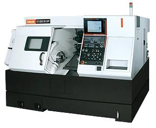 Mazak Nexus 350M CNC lathe machine at Silverado Oil Tools