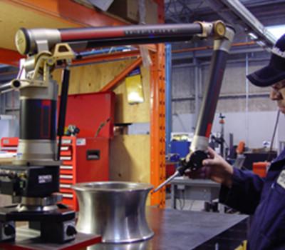 Romer Portable Inspection Arm